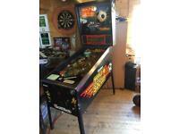 World Challenge Soccer pinball machine