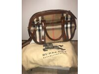 Burberry bag with great condition