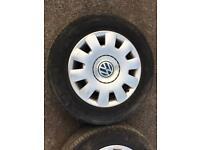 Volkswagen Golf / Bora Wheels 5 x 100 - Bargain!!
