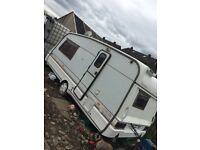 2 birth caravan £1000 ONO