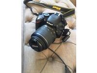 Nikon D3200 Digital SLR Camera - NEW