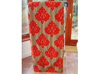 "Luxurious high quality curtains 50""×89"""