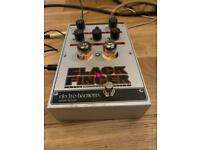 Electro Harmonix Black Finger Valve Compressor