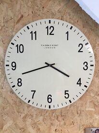 Thomas Kent Large Bistro Clock