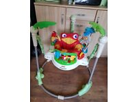 Fisher price rainforest jumperoo. No offers