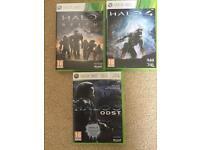 Halo Series Xbox 360