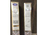 Gold Sequin blind