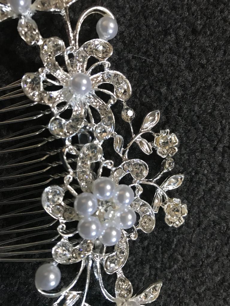 wedding hair clip | in maidstone, kent | gumtree