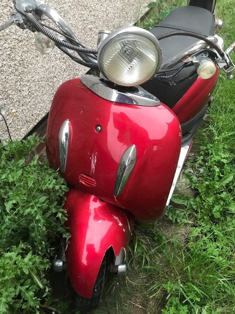 Tamorretti 125cc for sale urgent
