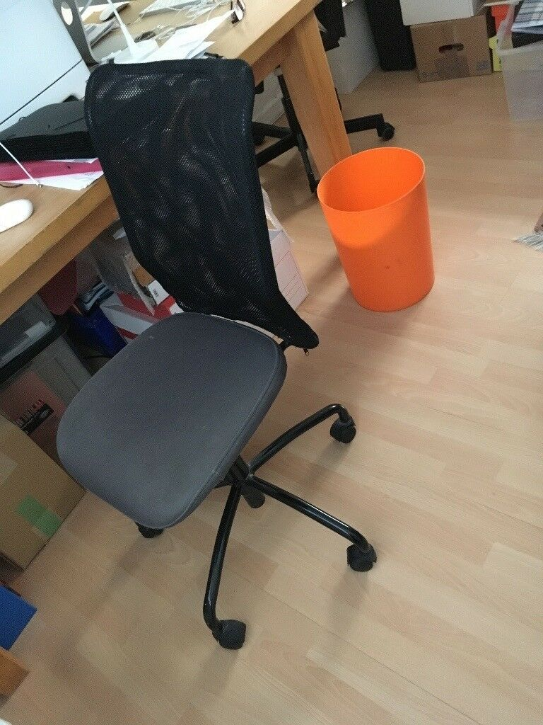 Black Office Chair Ikea Any Offers Considered For This Item Of