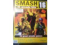 Commodore 64 - Smash 16 - arcade hits game very rare
