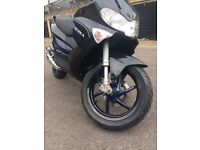 GILERA RUNNER 2006 70CC BORE KIT AND SPORTS EXHAUST