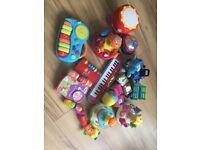 Baby and Toddler toys bundle