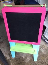 ELC Double Sided Chalkboard