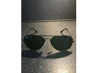 Rayban black sunglasses