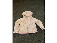 Cath Kidston reversible jacket 9-12 months