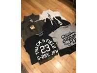 Superdry bundle (men's XL)