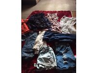 Large bundle girls clothes 9-11 years