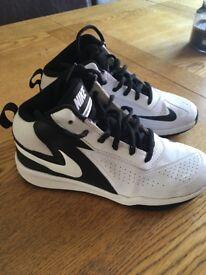 Nike high tops size 2