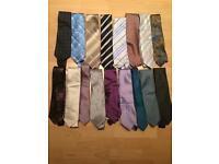 Bundle of ties