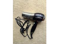 Remington hair dryer with diffuser, great condition, quiet, powerful, easy to clean