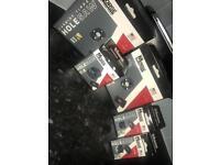 Morse hole saw kit, all sizes