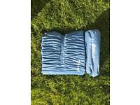 2x Outwell camping pillows