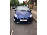 TOYOTA PRIUS 2010-PCO ELIGIBLE-UK MODEL