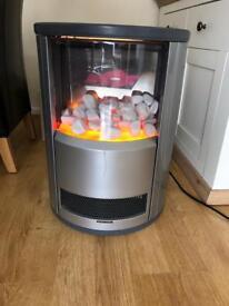Electric fire/heater