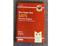 Cgp ks1 year 2 sats practice papers