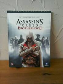 Assassin's creed brotherhood guide book