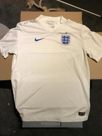 Authentic Genuine Nike England Football shirt World Cup 2018 size Large Men's
