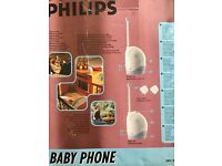 Baby monitors Philips