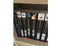 Anthony horrowitz book collection