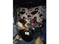 7 peice Drum kit for sale