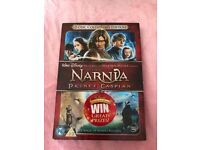 Narnia DVD 2 disk collection