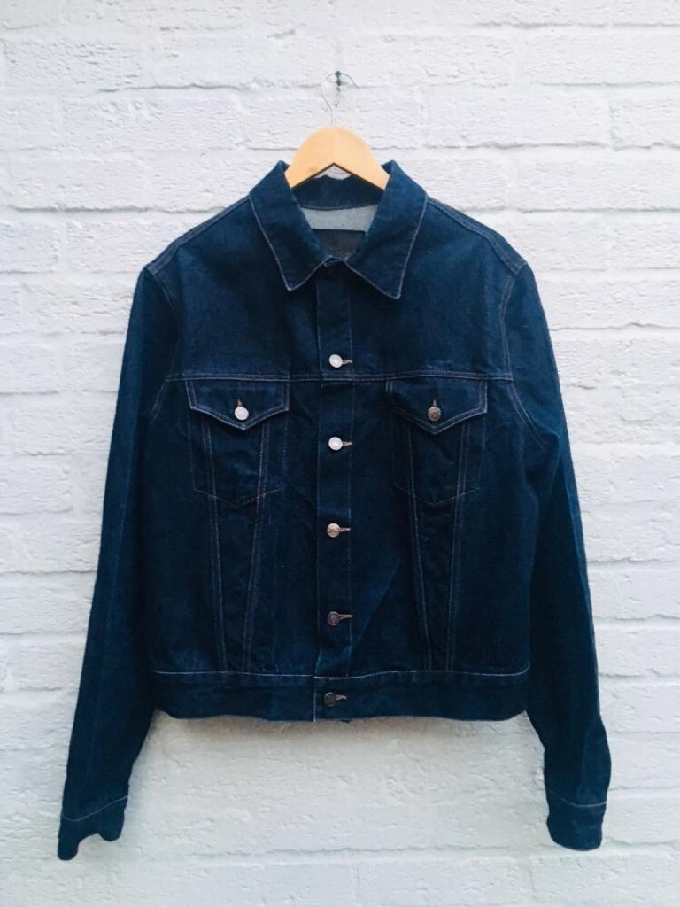 Gucci denim jacket large