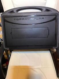 13Watt Suitcase Folding Solar Panel,campervan,motorhome,caravan,camping
