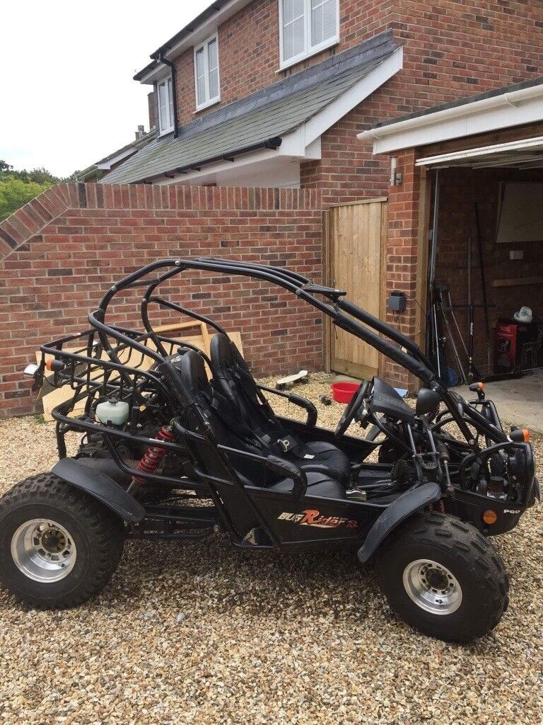 pgo bugrider 250 road legal buggy in southampton hampshire gumtree. Black Bedroom Furniture Sets. Home Design Ideas
