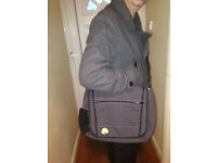 Designer bag Joe Nimble dark Grey Nimble bag