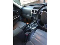 Dodge nitro automatic