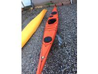 Venture Capella 160 Sea Kayak
