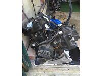 Vfr 400 nc21 engine.