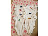 Baby vests 18-24 mo