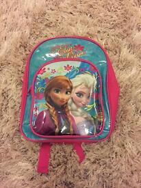 Disney Frozen Anna and Elsa backpack for girls
