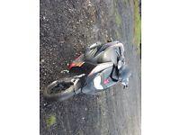 Aprila sr 4t spares or repair