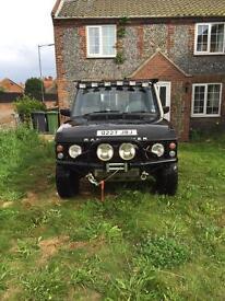 Range Rover Classic Pickup