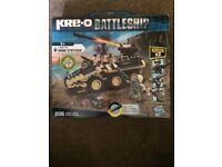 KRE-O battleship Mine stryker 38976 new unopened for ages 7+