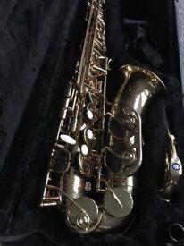 Used Trevor James The Horn Revolution alto saxophone