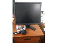 "Dell 17"" LCD 1280 x 1024 Monitor"
